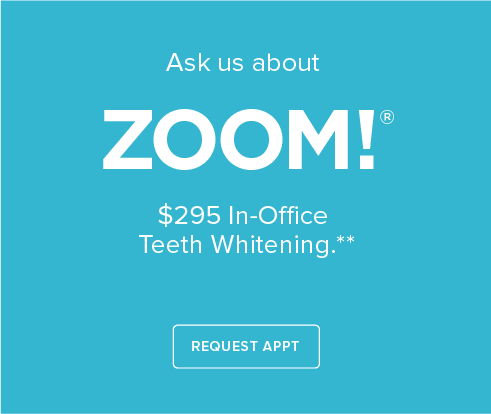 Ask us about Zoom! - Dentists of Eagle Mountain